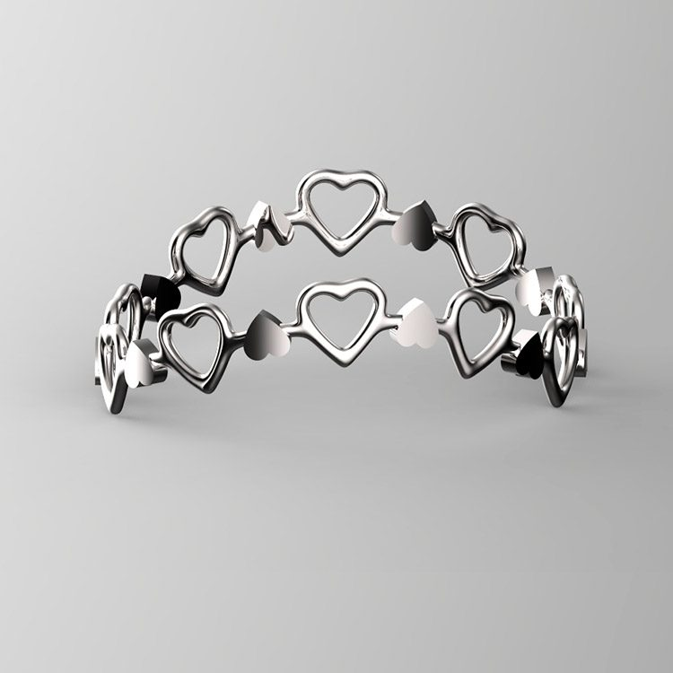 heart-bracelet